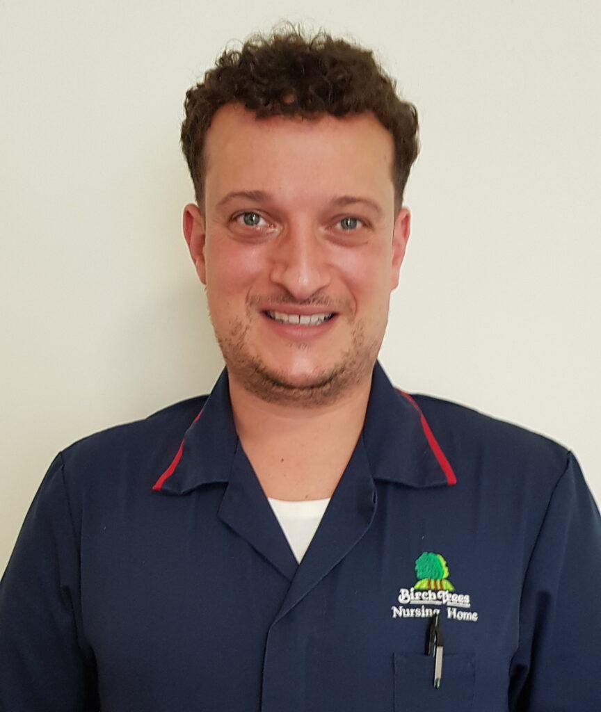Andrew Zarb Manager Birch Trees Nursing Home Hollist Lane Midhurst, West Sussex GU29 9AD